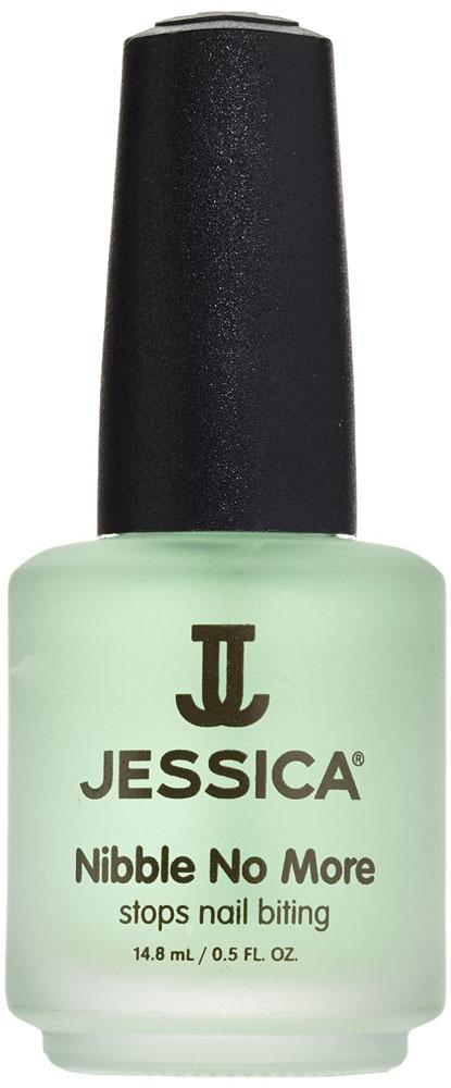Jessica Средство против обкусывания Nibble No More 14,8 млUPT 151Обкусывание ногтей ведет к расслаиванию и ломкости ногтей, что разрушает ногтевое ложе и влечет за собой повреждение кутикулы. Средство является прекрасным решением для преодоления многолетней привычки грызть ногти. В этом продукте содержится особый экстракт катуса, который придает ему кислый, неприятный вкус и дает возможность ногтям расти сильными.
