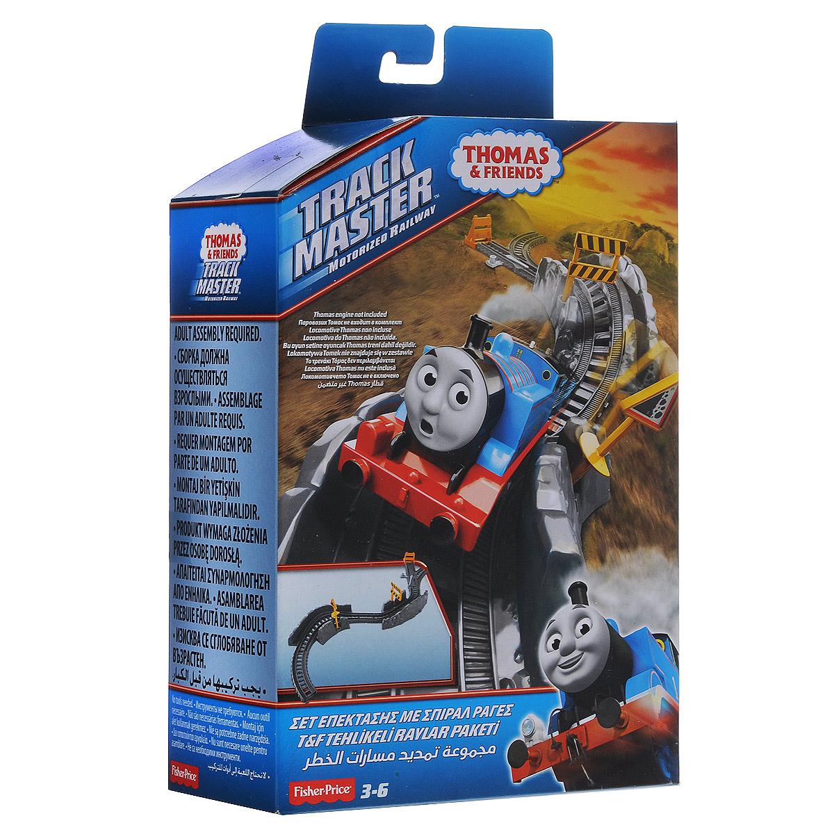Thomas&Friends Игровой набор Опасный путь