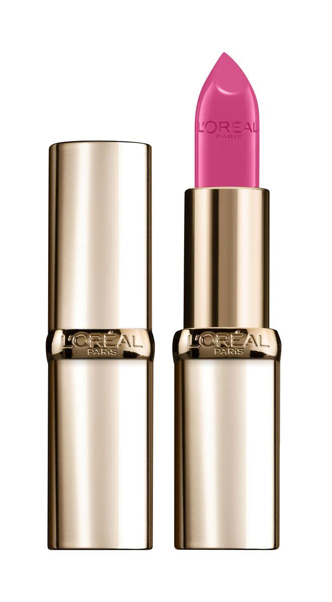 LOreal Paris Губная помада Color Riche, кремовый, оттенок 134, Щеголять в розовом, 4,5 млA8230400