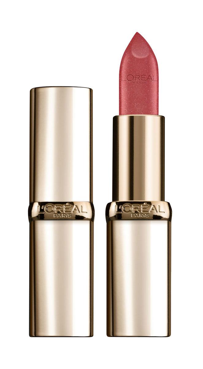 LOreal Paris Губная помада Color Riche, перламутровый,оттенок 265, Розовый жемчуг, 4,5 млA5904156