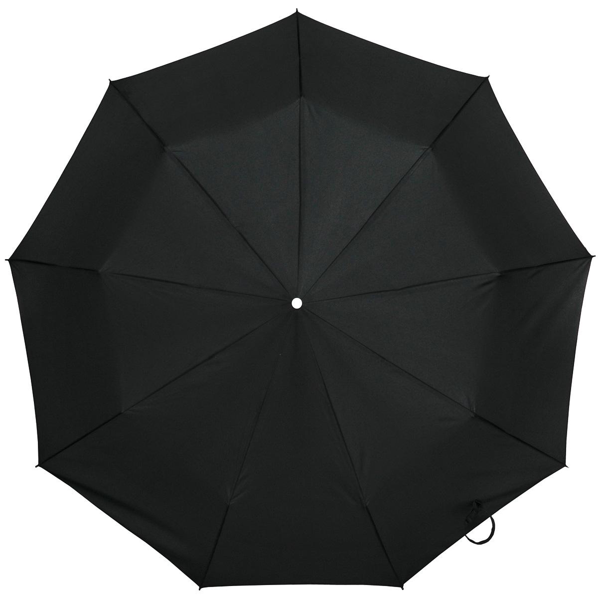 Зонт мужской Zest, автомат, 3 сложения, цвет: черный. 13830 зонт мужской  zest   автомат  3