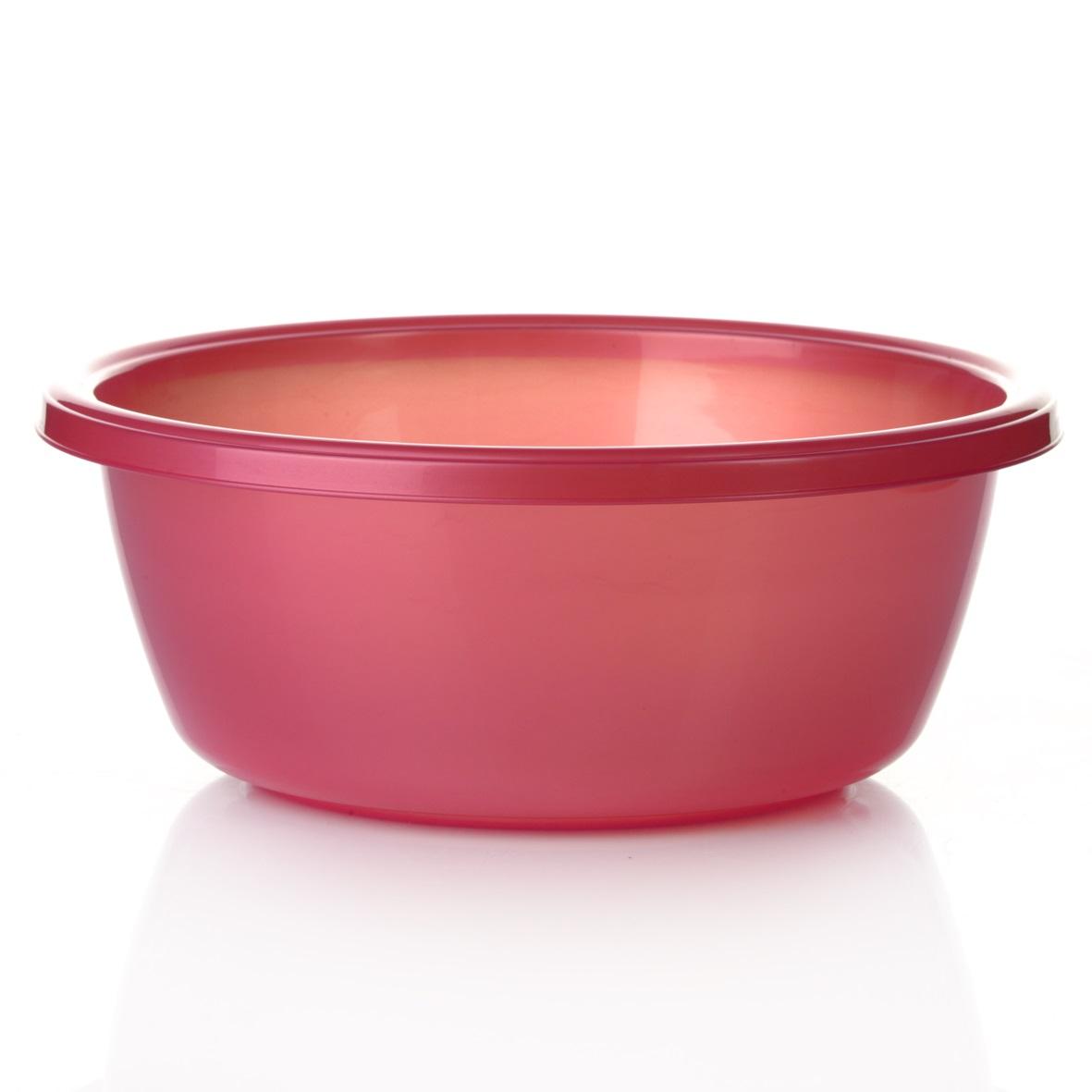 Миска Dunya Plastik, цвет розовый, 2,7 л10323Миска Dunya Plastik изготовлена из пластика, имеет круглую форму. Такая миска прекрасно подойдет для хранения различных бытовых предметов, пищевых продуктов и другое. Объем: 2,7 л. Диаметр: 24 см. Высота стенки: 9,5 см. УВАЖАЕМЫЕ КЛИЕНТЫ! Обращаем ваше внимание на ассортимент в цветовом дизайне товара. Поставка осуществляется в зависимости от наличия на складе.