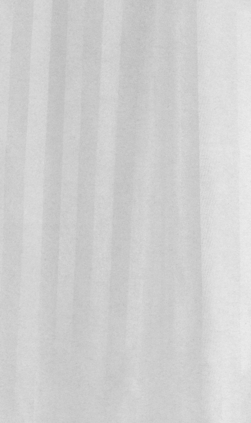 Штора для ванной комнаты White Fox Полоска, цвет: белый, 180 см х 200 см штора для ванной комнаты vanstore zober цвет белый 180 х 180 см