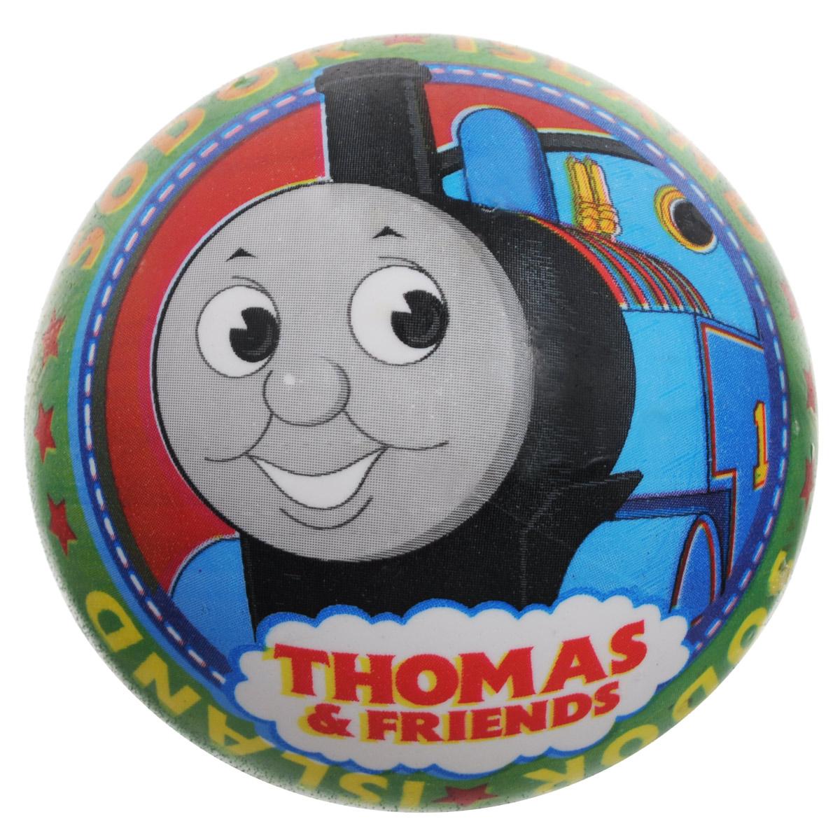 Мяч Mondo Томас, 9 см, в ассортименте05/188Мяч Mondo Томас непременно понравится вашему малышу. Маленький мячик Томас изготовлен из полимерного материала высокого качества. Мячик отличается высокой износостойкостью и прекрасным качеством принта - изображение не стирается и не выцветает долгое время. Мячик оформлен красочными изображениями героев популярного мультфильма Паровозик Томас и его друзья. Игра в мяч - отличное решение для непоседливого ребенка, чтобы направить его энергию в нужное русло! Небольшой мячик идеально подойдет для легких и веселых детских игр в песочнице или на большой площадке. Занятия с мячом развивают координацию и ловкость, а кроме того, способствуют социализации и развитию навыков общения со сверстниками. УВАЖАЕМЫЕ КЛИЕНТЫ! Товар поставляется в ассортименте. Поставка осуществляется в одном из приведенных вариантов в зависимости от наличия на складе.