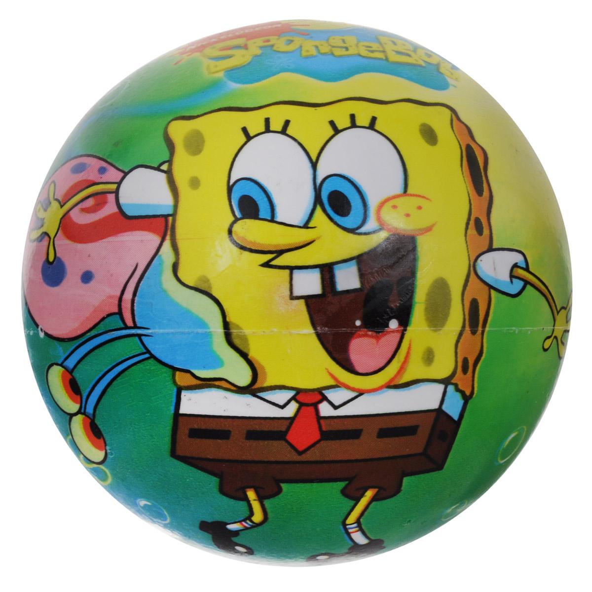 Мяч Mondo Cпанч Боб, 11 см, в ассортименте05/424Мяч Mondo Спанч Боб непременно понравится вашему малышу. Маленький мячик Спанч Боб изготовлен из полимерного материала высокого качества. Мячик отличается высокой износостойкостью и прекрасным качеством принта - изображение не стирается и не выцветает долгое время. Мячик оформлен красочными изображениями героев популярного мультфильма Спанч Боб. Игра в мяч - отличное решение для непоседливого ребенка, чтобы направить его энергию в нужное русло! Небольшой мячик идеально подойдет для легких и веселых детских игр в песочнице или на большой площадке. Занятия с мячом развивают координацию и ловкость, а кроме того, способствуют социализации и развитию навыков общения со сверстниками. УВАЖАЕМЫЕ КЛИЕНТЫ! Товар поставляется в ассортименте. Поставка осуществляется в одном из приведенных вариантов в зависимости от наличия на складе.