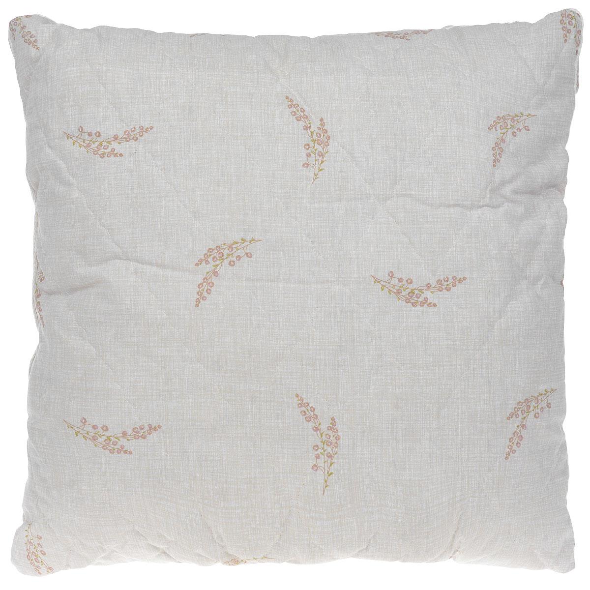 Подушка Mona Liza, наполнитель: полиэстер, 70 х 70 см