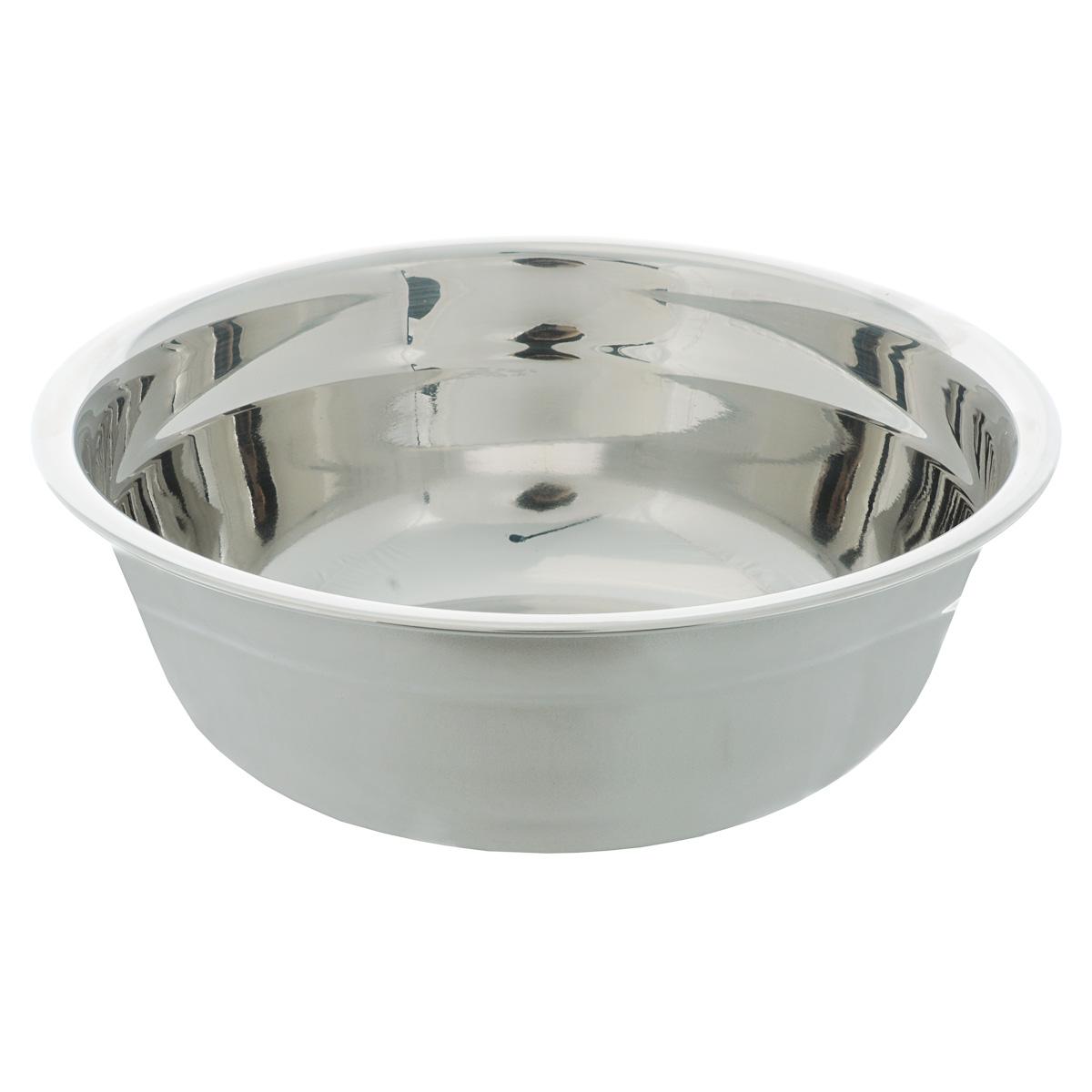 Миска глубокая Tatonka Deep Bowl, 1,6 л4034.000Глубокая миска Tatonka Deep Bowl с широкими краями выполнена из высококачественной нержавеющей стали. Может быть использована для приготовления пищи. Отлично подойдет для горячих блюд. Диаметр по верхнему краю: 19 см. Диаметр по дну: 11,5 см. Высота: 6,5 см.