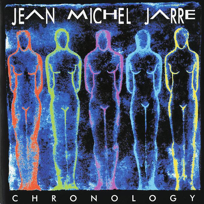 Jean Michel Jarre. Chronology 2015 Audio CD