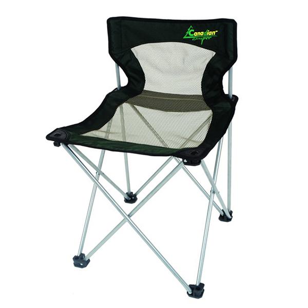 Кресло складное Canadian Camper CC-6901, 50 см х 50 см х 73 см31100010Складное кресло Canadian Camper CC-6901 предназначено для создания комфортных условий в туристических походах, охоте, рыбалке и кемпинге. Выполнено из прочного полиэстера. Каркас изготовлен из высококачественной стали, что обеспечивает долгий срок эксплуатации. Кресло легко раскладывается, не занимает много места в сложенном состоянии. В комплекте чехол для переноски и хранения. Максимальная нагрузка: 90 кг.