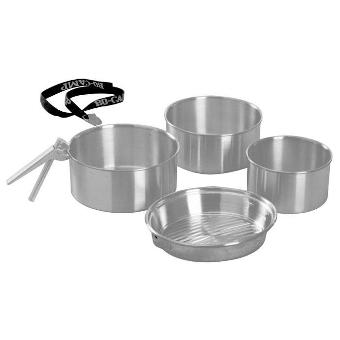 Набор походной посуды KingCamp Camper 3, 6 предметов
