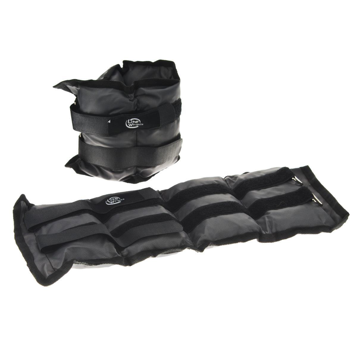 Утяжелители нейлоновые Lite Weights, 2 шт, 1,5 кг5863WCУтяжелители Lite Weights легко фиксируются при помощи крепежного ремешка на липучке. Они изготовлены из нейлона и наполнены металлической стружкой и песком. Идеальны в использовании при беге трусцой, занятиях аэробикой, оздоровительной гимнастикой и фитнесом.