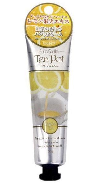 Sun Smile Смягчающий крем для рук Tea Pot с экстратом чая, лимона и алоэ-вера. С ароматом лимонного чая. 60 гр.033578Невероятно комфортный крем моментально преобразит Ваши руки! Ароматная тающая текстура разгладит кожу, насытит влагой, придаст коже нежность и бархатистость. Экстракт чая снимает воспаление и покраснение, устраняет излишнюю жидкость, помагает коже приобрести здоровый вид. Экстракты лимона и алоэ-вера стимулируют иммунитет кожи, оказывают освежающее действие, обладают сильными антиоксидантными свойствами.