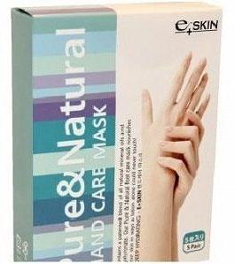 Gel Corporation Питательная маска E+Skin для рук с натуральными маслами в виде перчаток 5 шт.821290Маска для рук это необходимый уход за достаточно проблемными участками кожи. Компоненты маски окажут интенсивное питание и увлажнение, осветлят и разгладят кожу рук. Гиалуроновая кислота, окажет мощное увлажняющее действие, вернет коже плотность и упругость. Натуральные масла смягчают кожу, подтянут, осветлят, моментально увлажнят, надолго оставят ее мягкой и гладкой. Обеспечат защиту от УФ излучения, препятствует образованию пигментации.