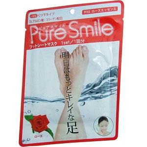 Pure Smile Питательная маска для ступней с эссенцией розы 18г.005216Имеет вид носков, содержит гиалуроновую кислоту и коллаген. Для того чтобы ноги выглядели лучше на следующий день. Для одноразового применения. Значительное содержание косметической эссенции делает кожу свежей, упругой и обильно увлажнённой! Содержит экстракт цветов розы столистной – для защиты и восстановления влаги и жиров в коже. Содержит мочевину – для смягчения и улучшения состояния кожи. Содержит кипарисовую воду – для улучшения состояния кожи и поддержания её здорового вида. Содержит салициловую кислоту – для улучшения состояния кожи и поддержания её здорового вида.