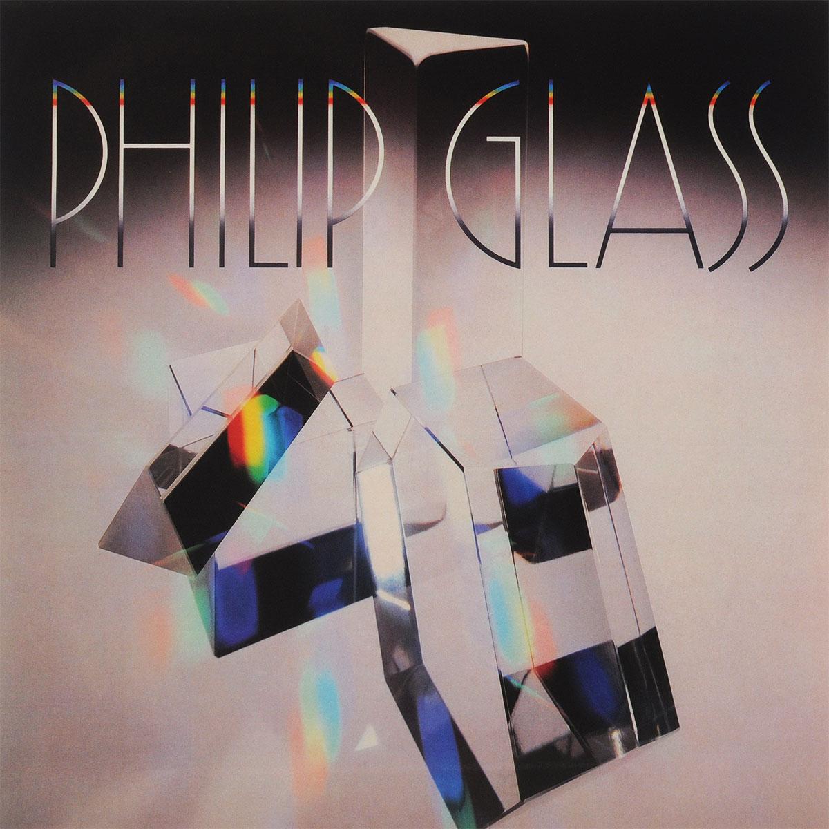 Philip Glass. Glassworks (LP)