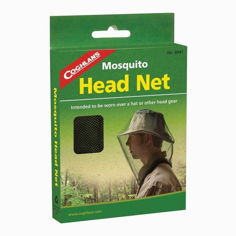 Накомарник-сетка Coghlans, цвет: зеленый8941Накомарник-сетка Coghlans, изготовленный из полиэстера, идеально подходит практически ко всем головным уборам. Размеры ячеек делают накомарник практически непроницаемым для комаров и большинства мелких насекомых - 1130 отверстий на 2,5 см. Изделие снабжено качественной резинкой в области шеи для более плотного прилегания. Удобный и компактный, накомарник-сетка легко разместится в кармане или в рюкзаке.