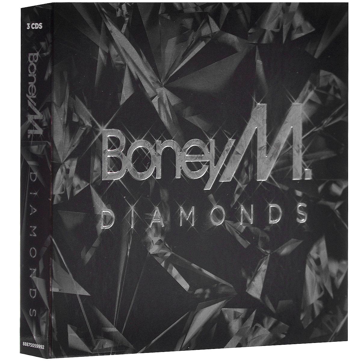 Boney M. Diamonds (3 CD) 2015 3 Audio CD