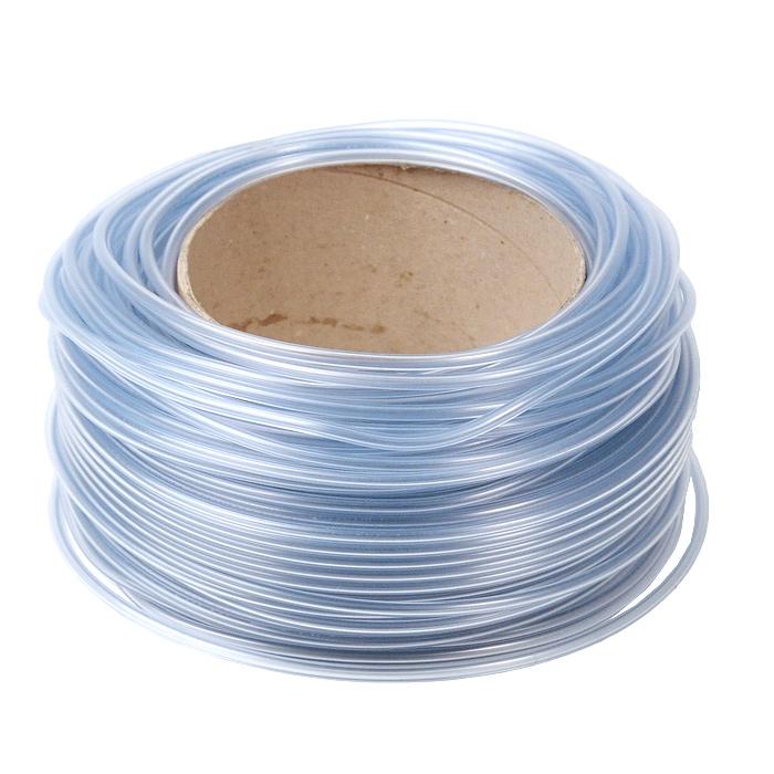 Шланг Кристалл однослойный неармированный 4X6 M.100 (641)9663156Однослойный неармированный шланг пищевого качества Fitt Cristallo Extra изготовлен из прозрачного ПВХ. Шланг предназначен для транспортировки жидкостей без напора в диапазоне температур от -20°С до +60°С. Можно применять для питьевой воды. Для использования без давления. Внешний диаметр шланга: 6 мм. Внутренний диаметр шланга: 4 мм.