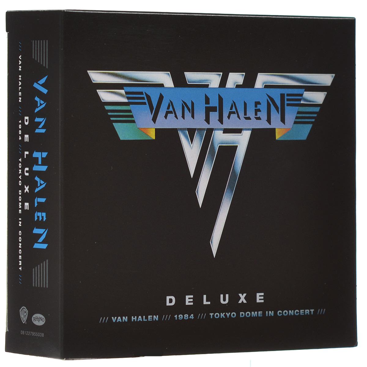 Van Halen. Van Halen / 1984 / Tokyo Dome In Concert. Deluxe (4 CD)