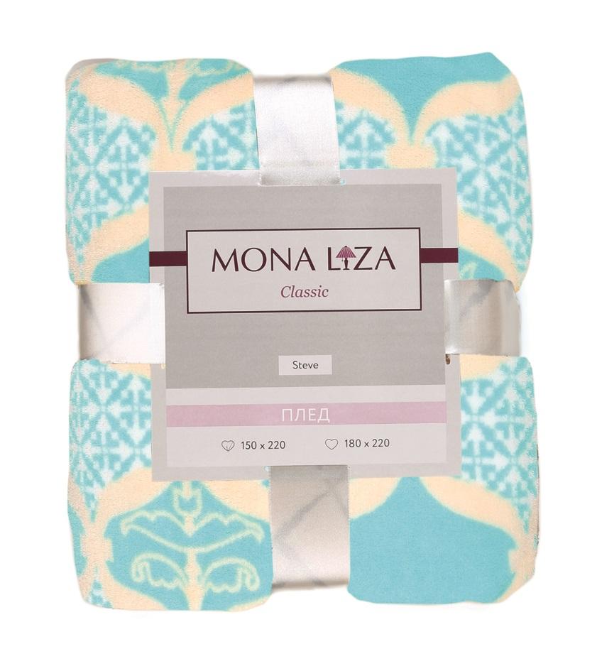Плед Mona Liza Carla, 180 см х 220 см520401/102Плед Mona Liza Carla выполнен из материала велсофт и оформлен красочным рисунком. Велсофт - это мягкая ворсовая ткань. Для ее изготовления используется полиэстеровая тонкая нить, что позволяет изготовить ткань очень прочную, с длинным ворсом, но при этом очень легкую. Ткань имеет фактуру велюра, приятная на ощупь, мягкая и слегка пушистая, но при этом очень легкая, хорошо сохраняет тепло, устойчива к стирке и износу. Такой плед гармонично впишется в интерьер вашего дома и создаст атмосферу уюта и комфорта. Он согреет в прохладную погоду и будет превосходно дополнять интерьер вашей спальни. Прекрасная идея для подарка, ведь плед - это такой подарок, который будет всегда актуален, особенно для ваших родных и близких, ведь вы дарите им частичку своего тепла!