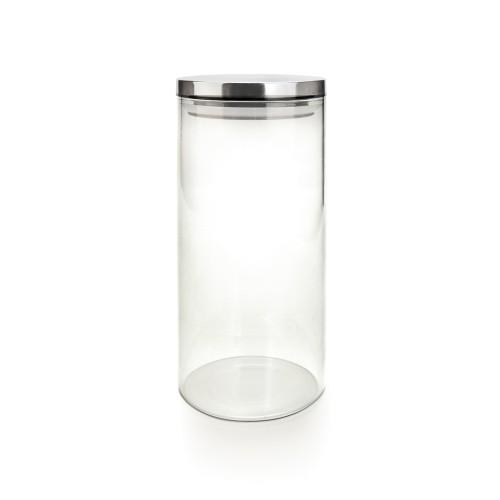 IRIS Емкость для хранения с крышкой 1450 мл (боросиликатное стекло)3403-IЕмкость для хранения с крышкой 1450 мл (боросиликатное стекло)