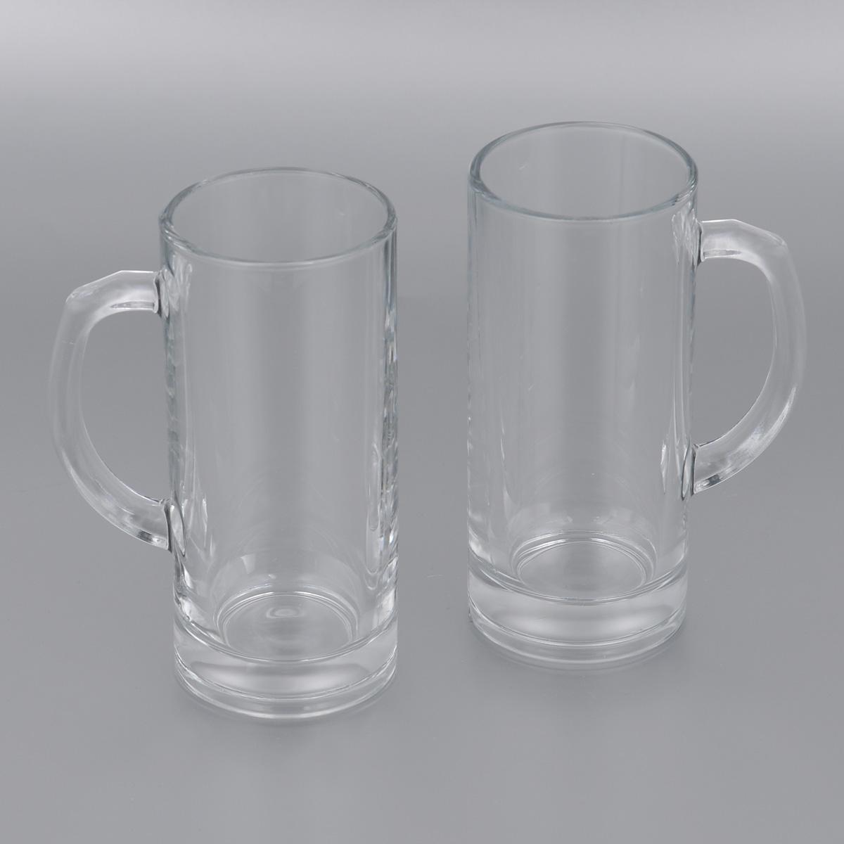 Набор пивных кружек Pasabahce Pub, 380 мл, 2 шт. 55439B55439BНабор Pasabahce Pub состоит из двух пивных кружек, выполненных из прочного натрий-кальций-силикатного стекла. Кружки оснащены удобными ручками и утолщенным дном. Такой набор прекрасно подойдет для любителей пенного напитка. Можно мыть в посудомоечной машине и использовать в микроволновой печи. Высота кружки: 16,5 см. Диаметр кружки (по верхнему краю): 7 см. 380 мл