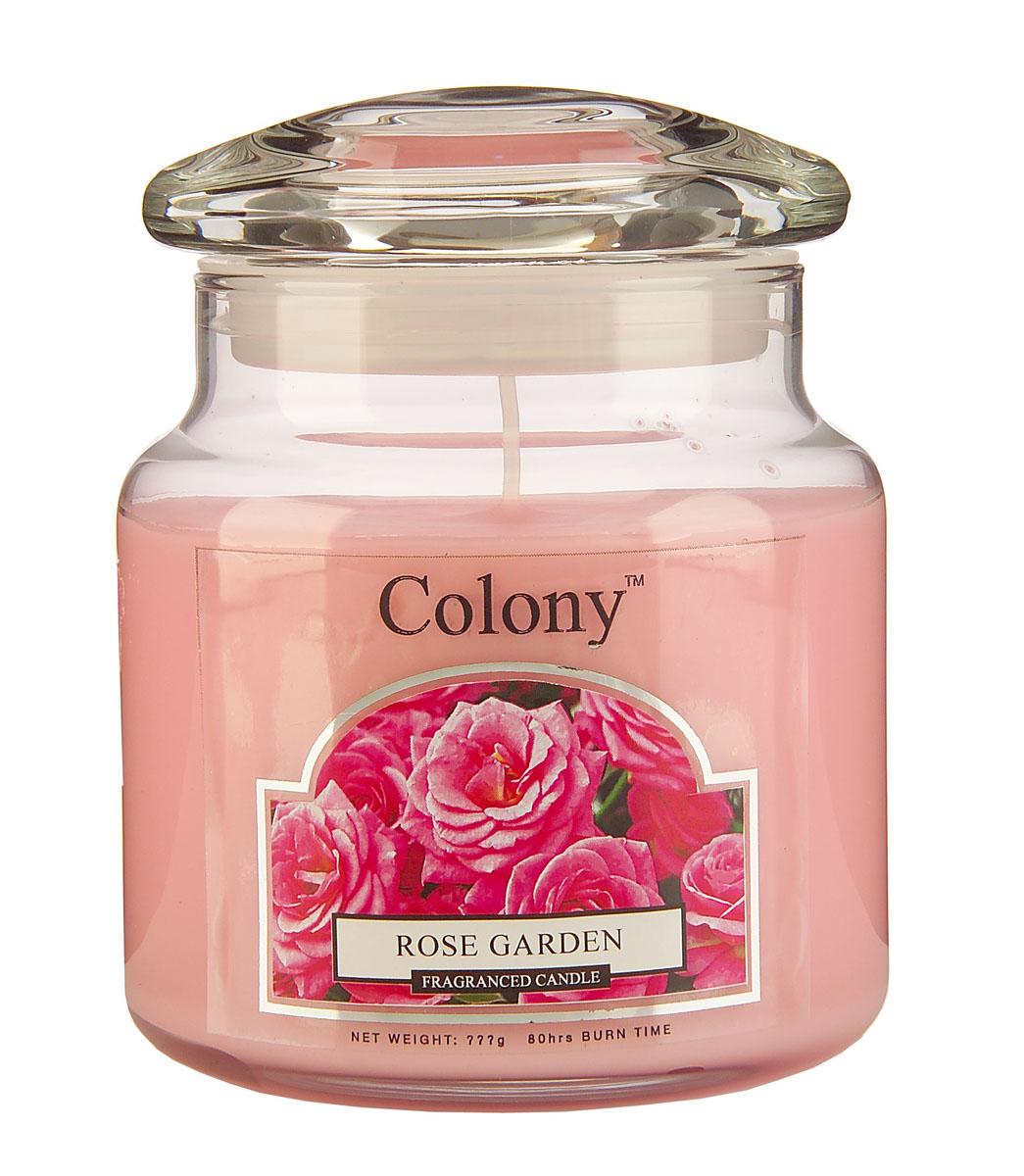 Wax Lyrical Розовый сад ароматизированная свеча в стекле средняя, 90 часовCH0724Узнаваемый аромат свежесрезанных роз, переплетающийся с нотками гардении. Уважаемые клиенты! Обращаем ваше внимание на возможные изменения в дизайне упаковки. Поставка осуществляется в зависимости от наличия на складе.