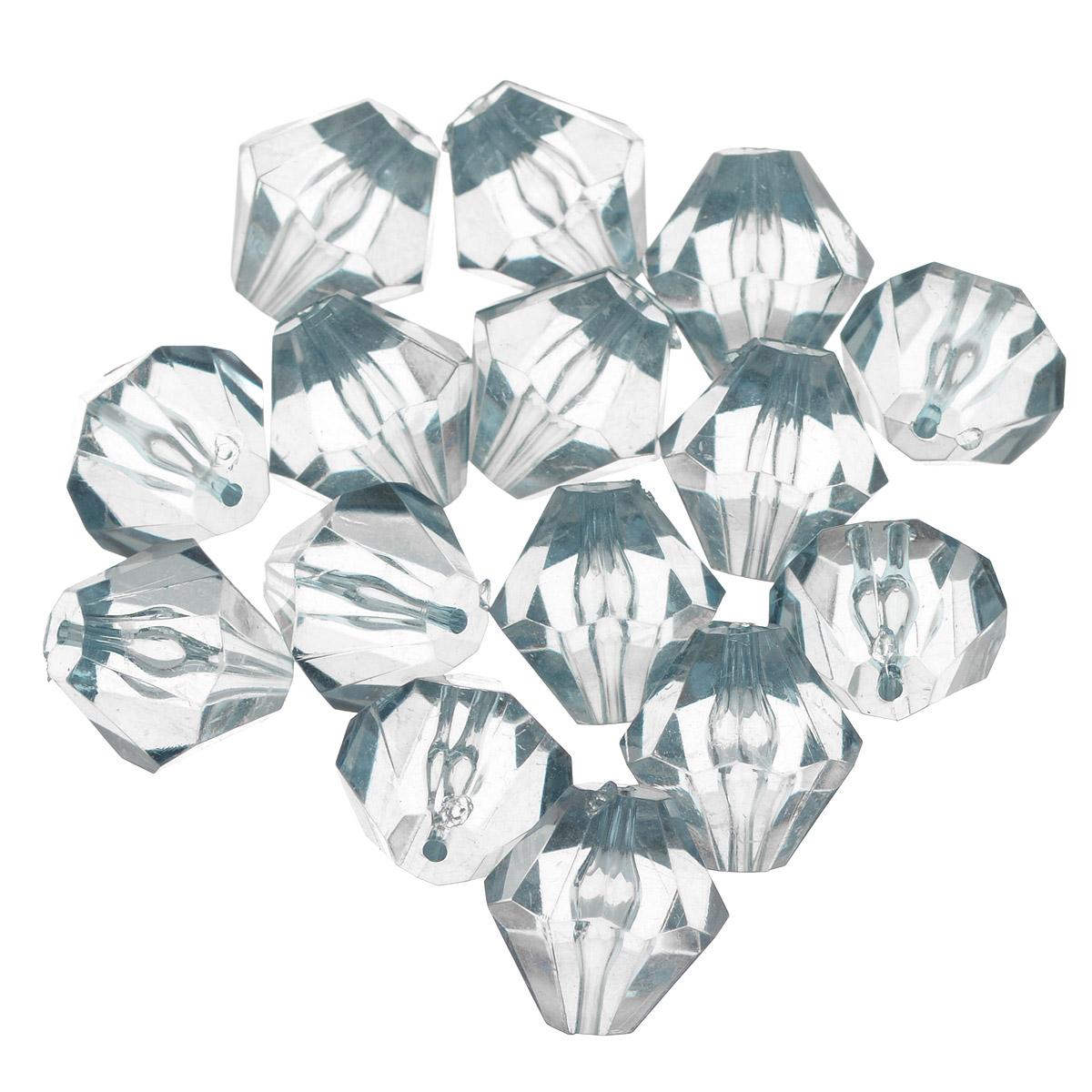 Бусины Астра, цвет: серо-голубой (41), 16 мм х 17 мм, 25 г. 684982_41684982_41Набор бусин Астра, изготовленный из акрила, позволит вам своими руками создать оригинальные ожерелья, бусы или браслеты. Одноцветные ромбовидные бусины оригинального и яркого дизайна оснащены рельефными, многогранными поверхностями. Изготовление украшений - занимательное хобби и реализация творческих способностей рукодельницы, это возможность создания неповторимого индивидуального подарка. Размер бусины: 16 мм х 17 мм.
