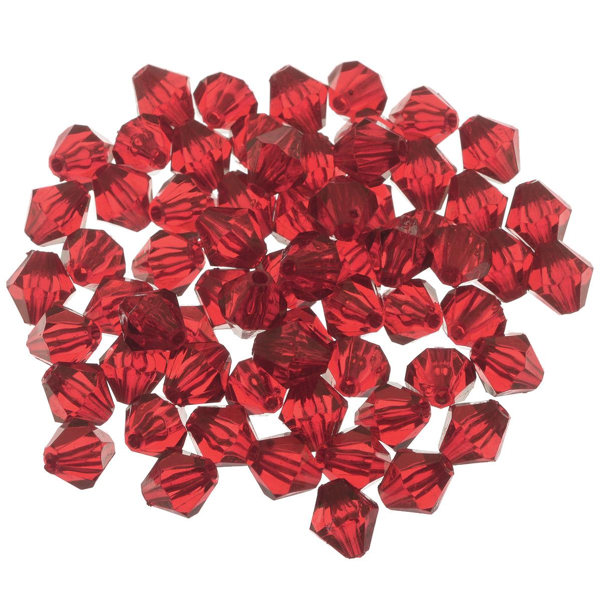 Бусины Астра, цвет: темно-красный (9), 10 мм х 11 мм, 25 г. 684981_9684981_9Набор бусин Астра, изготовленный из акрила, позволит вам своими руками создать оригинальные ожерелья, бусы или браслеты. Одноцветные ромбовидные бусины оригинального и яркого дизайна оснащены рельефными, многогранными поверхностями. Изготовление украшений - занимательное хобби и реализация творческих способностей рукодельницы, это возможность создания неповторимого индивидуального подарка. Размер бусины: 10 мм х 11 мм.