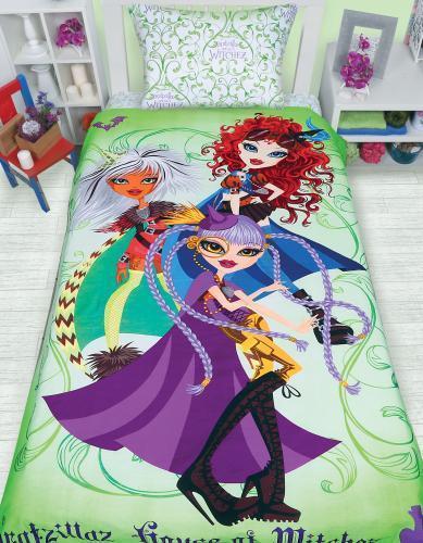 Mona Liza Комплект детского постельного белья Witches 1,5-спальный ( 521901 )