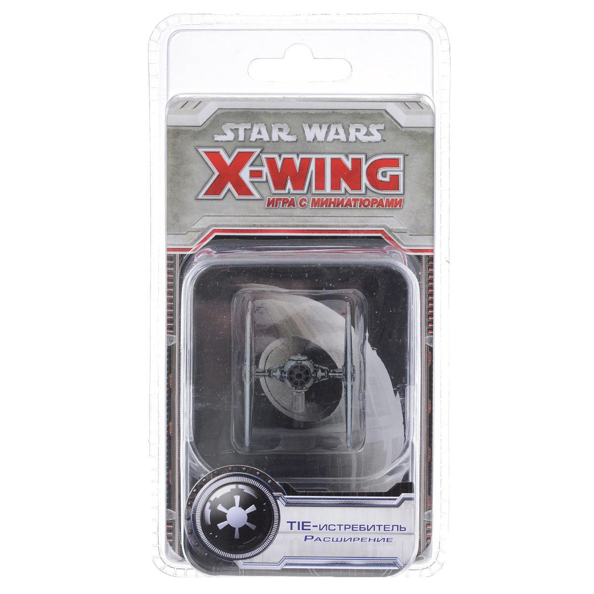 Hobby World Расширение для настольной игры Star Wars X-Wing Tie-истребитель ( 1203 )