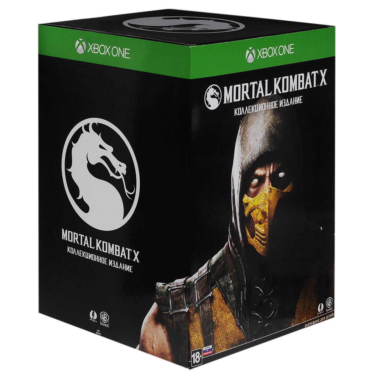 Mortal Kombat XMortal Kombat X – файтинг нового поколения и очередная глава легендарной серии от знаменитой студии NetherRealm Studios. Разработчикам удалось создать самый зрелищный и глубокий файтинг в истории Mortal Kombat, в котором жестокие поединки кинематографического качества объединились с новыми геймплейными элементами. Отличительная особенность Mortal Kombat X – постоянное подключение к единому сетевому ресурсу, где каждая победа или поражение будут учитываться в глобальной статистике. Впервые Mortal Kombat X позволит игрокам выбирать одну из форм боя, которой будет следовать любимый персонаж, что гарантирует большое разнообразие в выборе стратегии и стиля каждого поединка. Захватывающая сюжетная кампания познакомит с запутанной историей множества персонажей, среди которых как легендарные бойцы, известные каждому поклоннику файтингов, так и новички, впервые выходящие на смертельную битву. Особенности игры: К знаменитым Скорпиону, Саб-Зиро,...