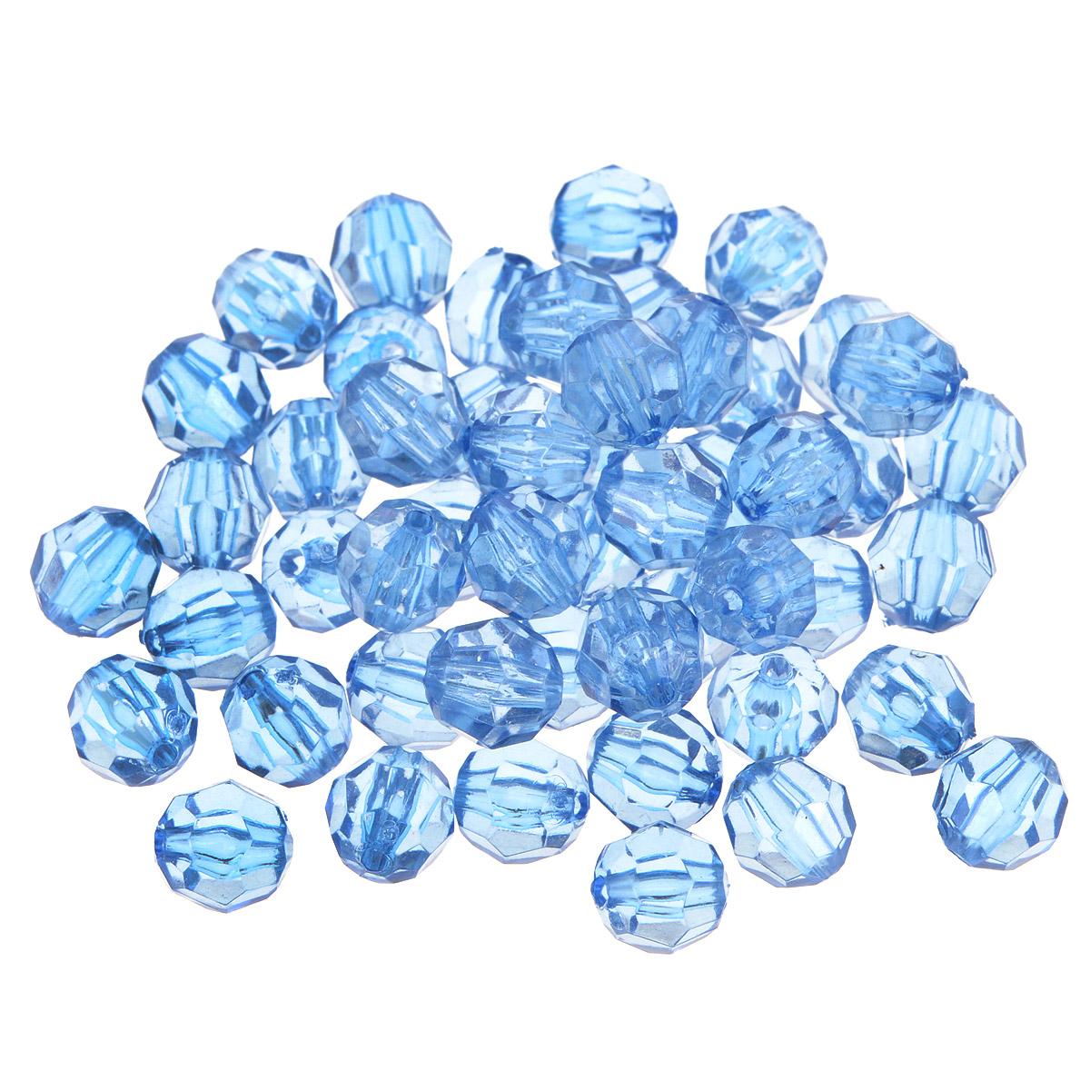 Бусины Астра, цвет: темно-голубой (33), диаметр 10 мм, 25 г. 684977_33684977_33Набор бусин Астра, изготовленный из акрила, позволит вам своими руками создать оригинальные ожерелья, бусы или браслеты. Круглые бусины оснащены рельефными, многогранными поверхностями. Изготовление украшений - занимательное хобби и реализация творческих способностей рукодельницы, это возможность создания неповторимого индивидуального подарка. Диаметр бусины: 10 мм.