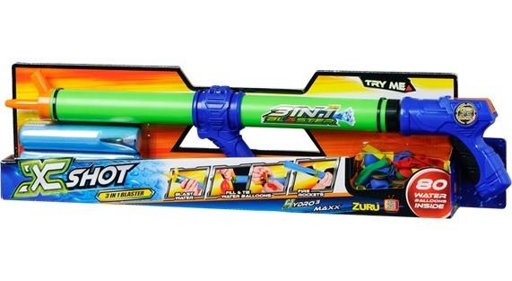 Водное ружье X-Shot Hydro3, большое