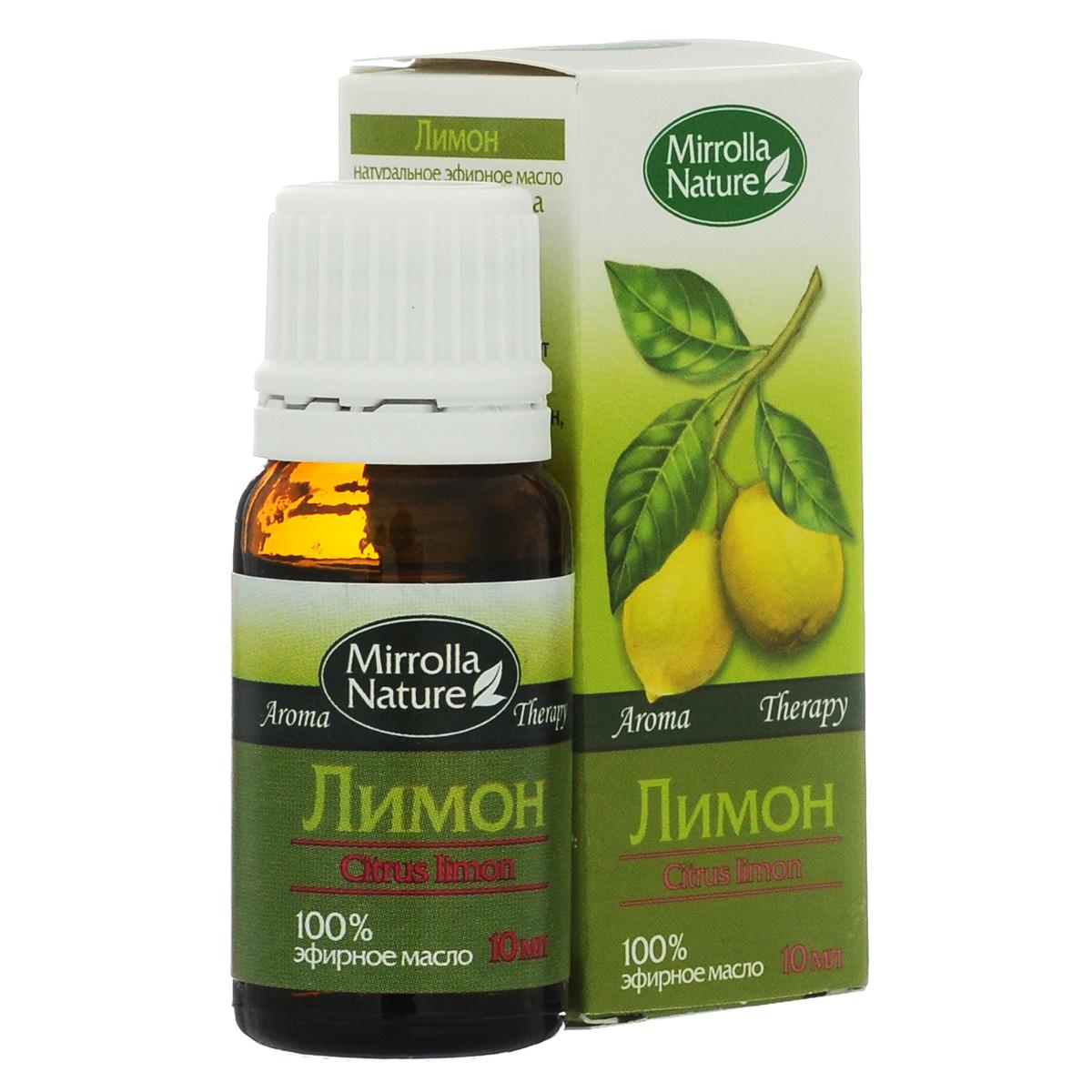 Мирролла Масло лимона, 10 мл ( 4650001790118 )