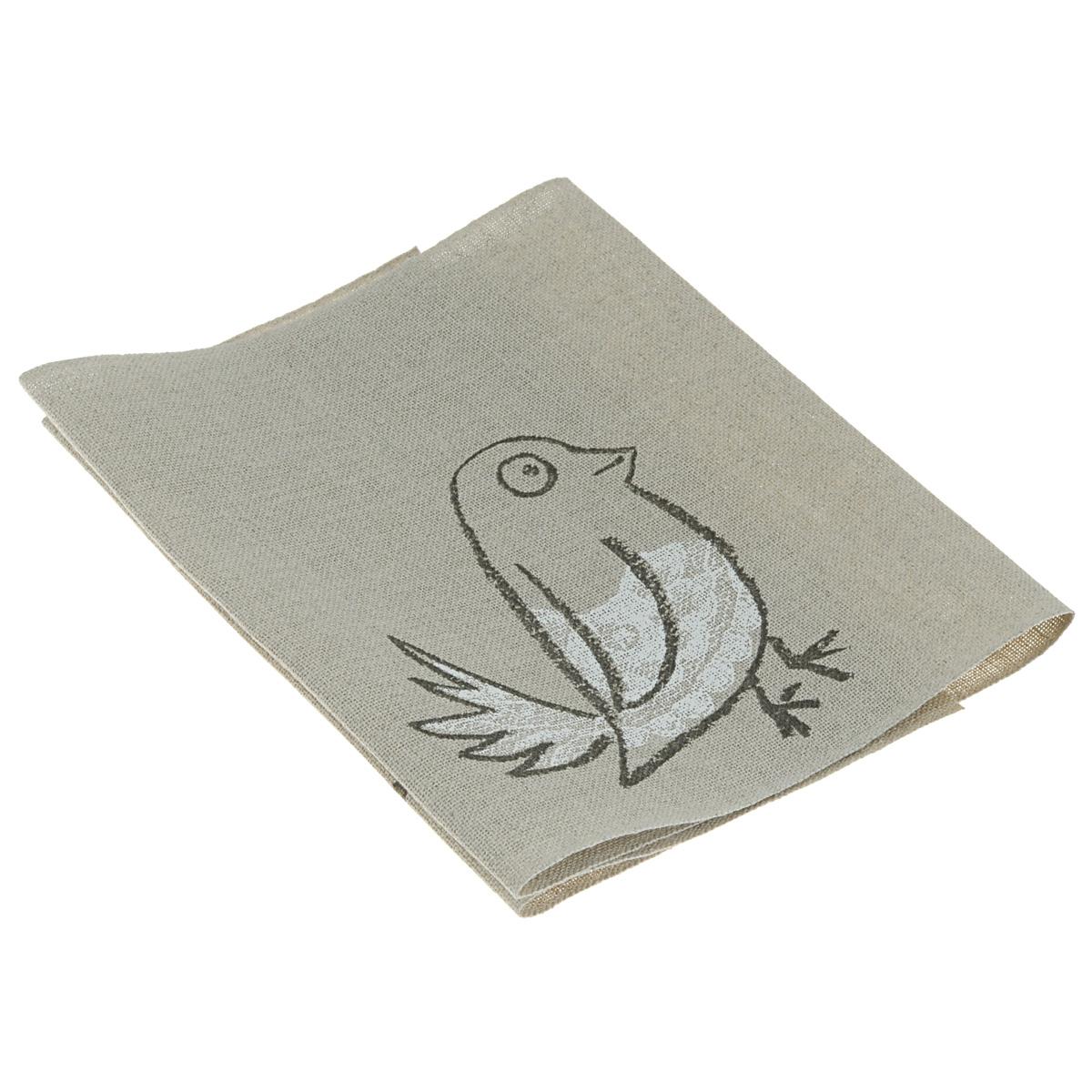 Основа для вышивания крестом или гладью Vaupel & Heilenbeck, с рисунком, цвет: льняной, 20 см х 63 см7044-200-90128Основа для вышивания крестом или гладью Vaupel & Heilenbeck представляет собой 11-ти ниточную дорожку, выполненную из 100% льна. Дорожка декорирована изображением двух птиц, смотрящих друг на друга. Воплотите свои идеи на этой основе для вышивания! Дорожка, украшенная своими руками, дополнит интерьер любого помещения, а также сможет стать изысканным подарком для ваших друзей и близких. УВАЖАЕМЫЕ КЛИЕНТЫ! Обращаем ваше внимание, что в комплектацию товара входит только основа, остальные предметы служат лишь для визуального восприятия товара.