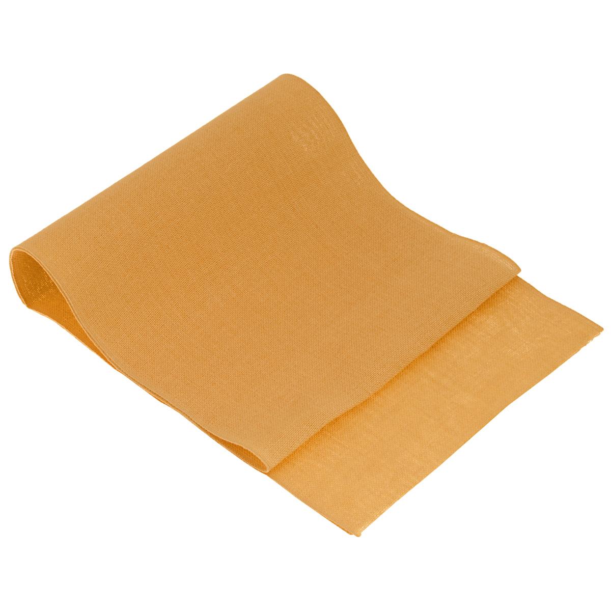 Основа для вышивания крестом или гладью Vaupel & Heilenbeck, цвет: мандариновый, 20 х 100 см233-200Основа для вышивания крестом или гладью Vaupel & Heilenbeck представляет собой однотонную 11-ти ниточную дорожку, выполненную из 100% льна. Воплотите свои идеи на этой дорожке! Дорожка, украшенная своими руками, дополнит интерьер любого помещения, а также сможет стать изысканным подарком для ваших друзей и близких.