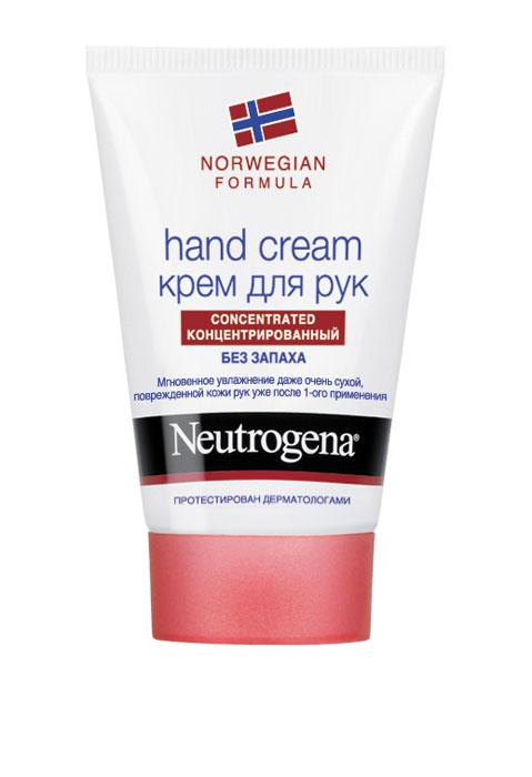 Крем Neutrogena для рук, без запаха, 50 мл (Johnson  Johnson)