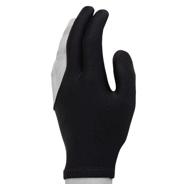 Перчатка для бильярда Skiba Economy, безразмерная, цвет: черный05046Бильярдная перчатка Skiba Economy гарантирует хорошее скольжение кия по руке. При этом вам не придется использовать тальк для рук. Выполнена из эластичного материала. Подходит как для правой, так и для левой руки.