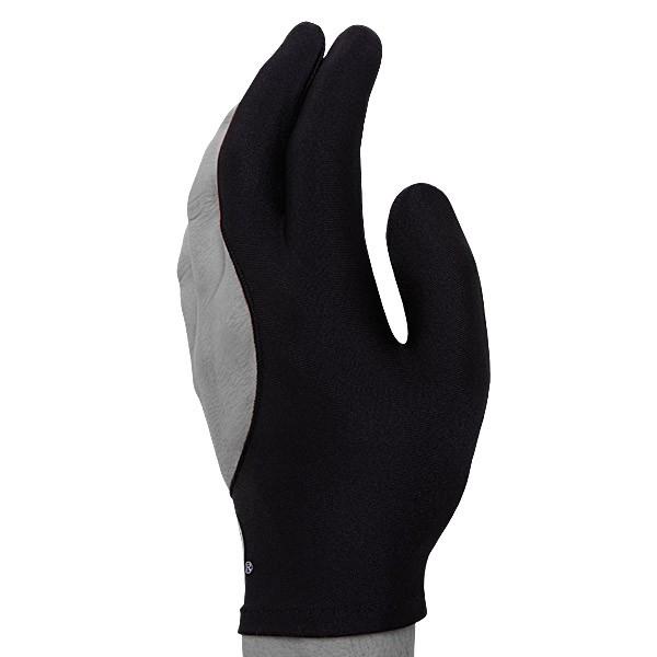 Перчатка для бильярда Skiba Classic, безразмерная, цвет: черный06637Бильярдная перчатка Skiba Classic гарантирует хорошее скольжение кия по руке. При этом вам не придется использовать тальк для рук. Выполнена из эластичного материала. Подходит как для правой, так и для левой руки.