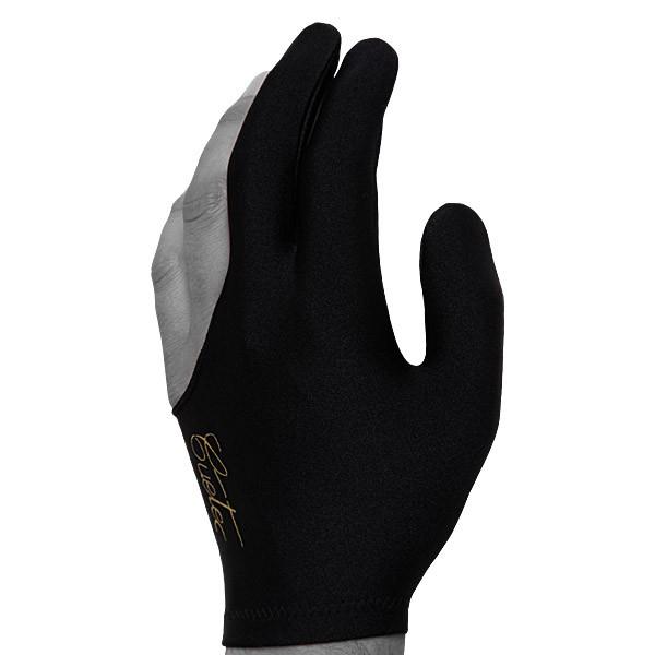 Перчатка для бильярда Cuetec Pro, безразмерная, цвет: черный04634Бильярдная перчатка Cuetec Pro гарантирует хорошее скольжение кия по руке. При этом вам не придется использовать тальк для рук. Выполнена из эластичного материала. Надевается на левую руку.