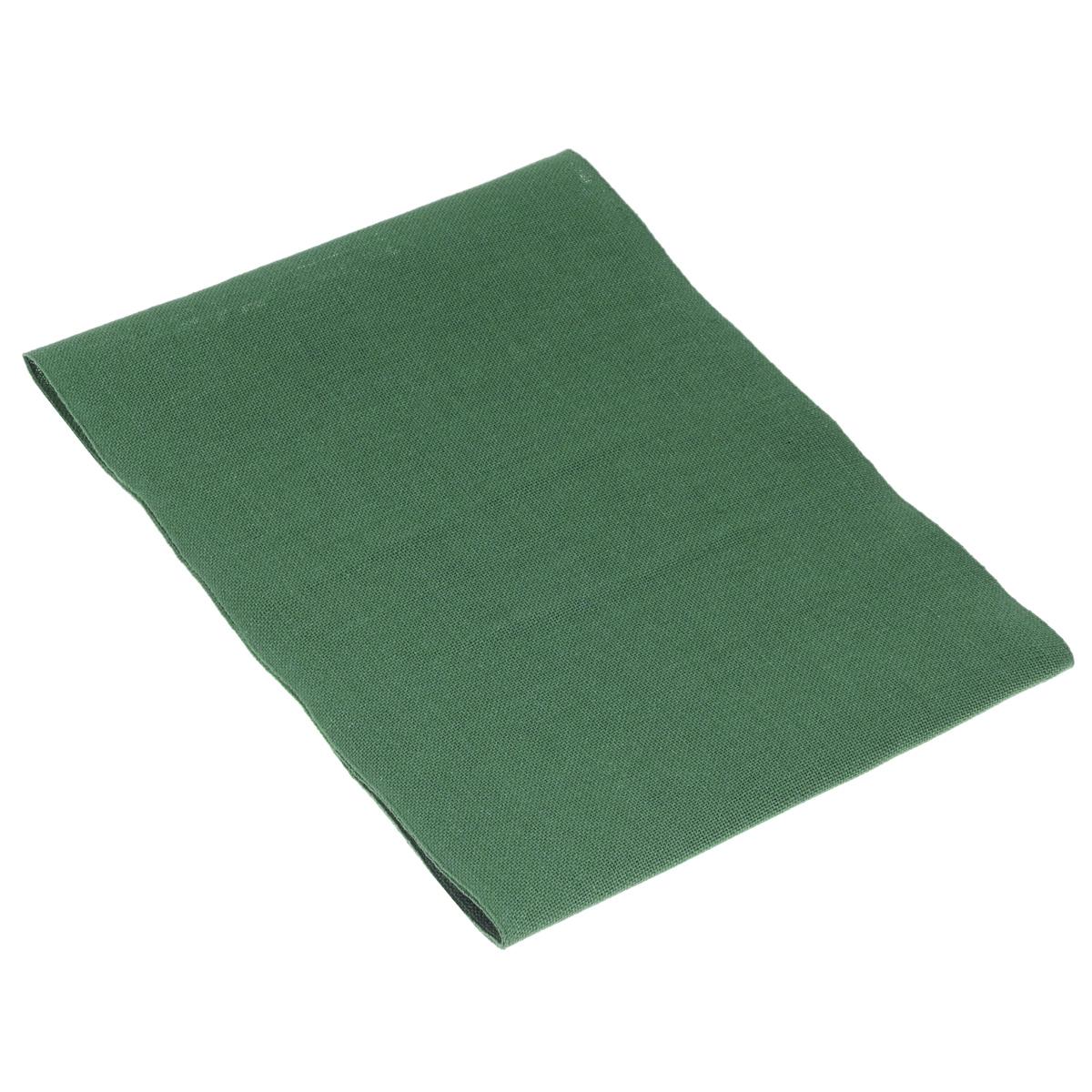 Основа для вышивания крестом или гладью Vaupel & Heilenbeck, цвет: зеленое яблоко, 40 х 100 см207-400Основа для вышивания крестом или гладью Vaupel & Heilenbeck представляет собой однотонную 11-ти ниточную дорожку, выполненную из 100% льна. Воплотите свои идеи на этой дорожке! Дорожка, украшенная своими руками, дополнит интерьер любого помещения, а также сможет стать изысканным подарком для ваших друзей и близких.