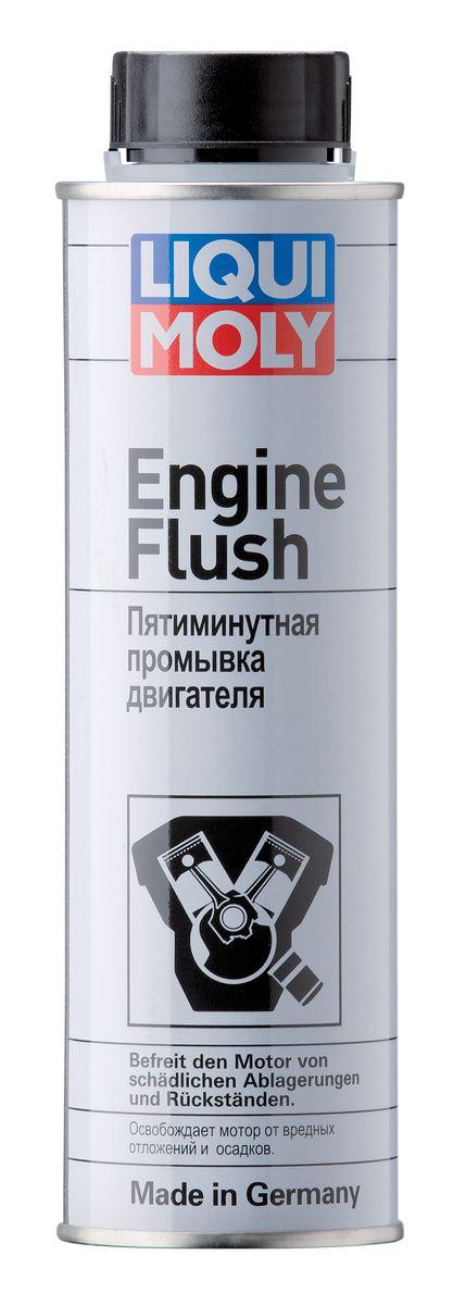 Пятиминутная промывка двигателя Liqui Moly Engine Flush, 300 мл1920Пятиминутная промывка двигателя Liqui Moly применяется для профилактической промывки двигателя при обычном режиме езды без пробок и повышенных нагрузок при стандартном интервале замены масла. Удаляет всевозможные отложения, нагар и кокс во всех бензиновых и дизельных двигателях. Благодаря очищающим свойствам значительно увеличивается ресурс двигателя и повышается его мощность. За счет удаления отложений улучшается смазывание двигателя, снижается трение и количество вредных выбросов. Не применять в мотоциклах с муфтой сцепления, работающей в масле. Метод применения: содержимое залить в горячее масло до его замены, дать поработать двигателю 5-10 минут на холостых оборотах и заглушить, слить масло, заменить фильтр и залить свежее масло. Состав: длинноцепочный алкилированный кальцийарилсульфонат, углеводороды, н-алканы, изоалканы, циклоалканы, ароматизаторы (2-25%), более 30% алифатических углеводородов, 15-30% ароматических углеводородов, менее 5% неионных...
