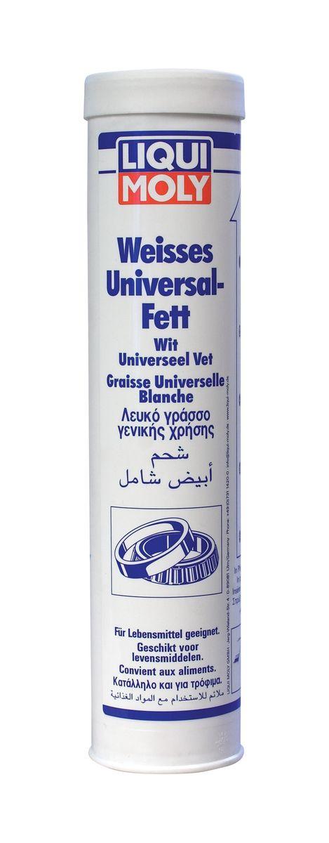 Белая универсальная смазка