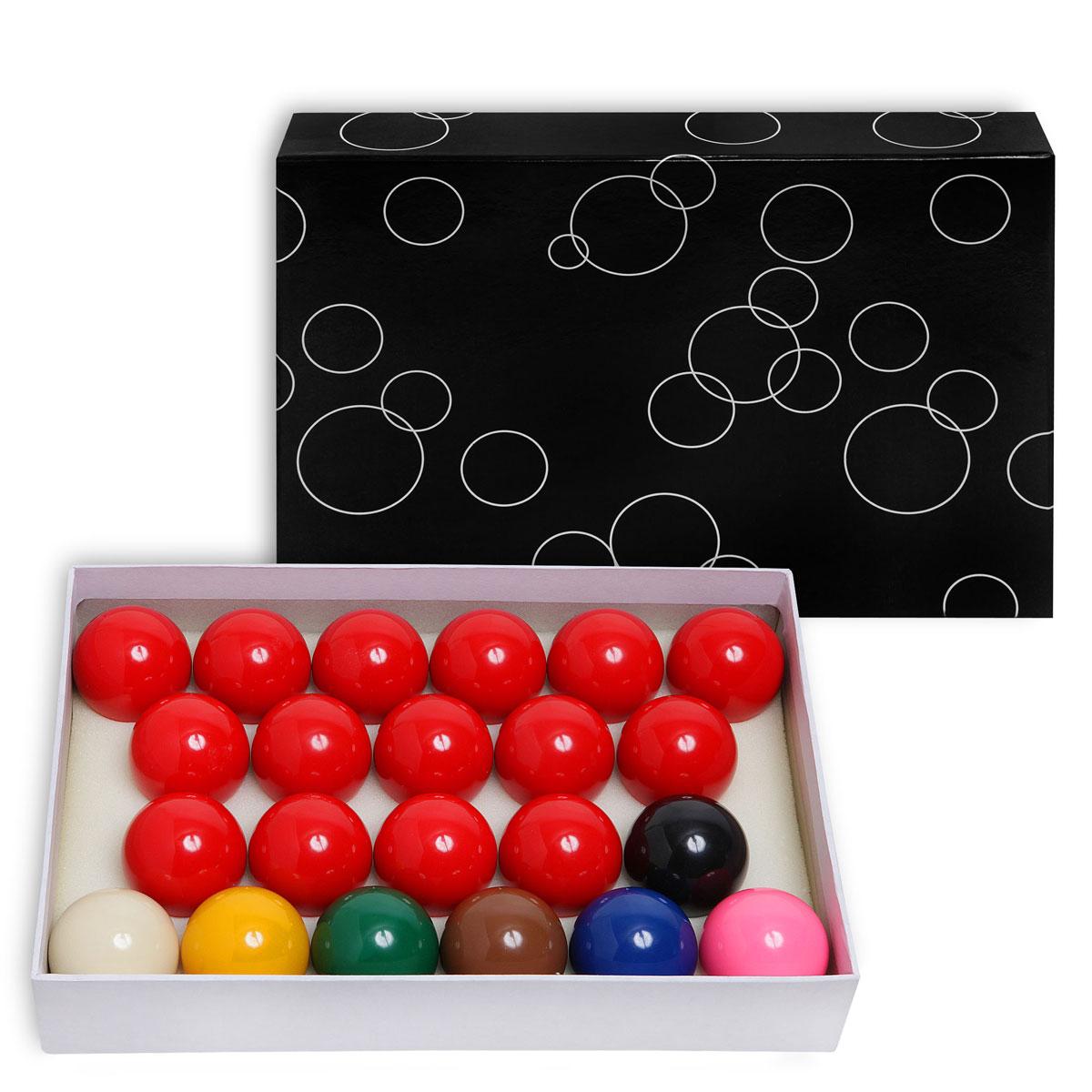Бильярдные шары Standard Snooker, 52,4 мм06635Бильярдные шары Standard Snooker - экономичный стандартный набор бильярдных шаров для игры в снукер. Рекомендуется для использования в условиях невысокой игровой нагрузки. Описание комплекта: Шаров в комплекте: 22. Вид бильярда: снукер.