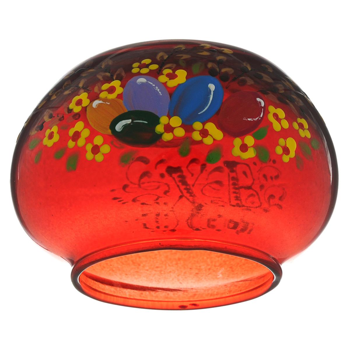 Подсвечник Sima-land Фокус, цвет: красный196293Круглый подсвечник Sima-land Фокус изготовлен из стекла и украшен пасхальным рисунком. В центр изделия помещается свеча-таблетка (не входит в комплект). Зажгите свечку, поставьте ее в подсвечник и наслаждайтесь теплом, которое наполнит ваше сердце. Такой подсвечник привнесет в ваш дом согласие и мир и будет прекрасным подарком, оберегающим близких вам людей. Размер подсвечника (ДхШхВ): 10 см х 10 см х 6,5 см. Диаметр отверстия для свечи: 4 см.