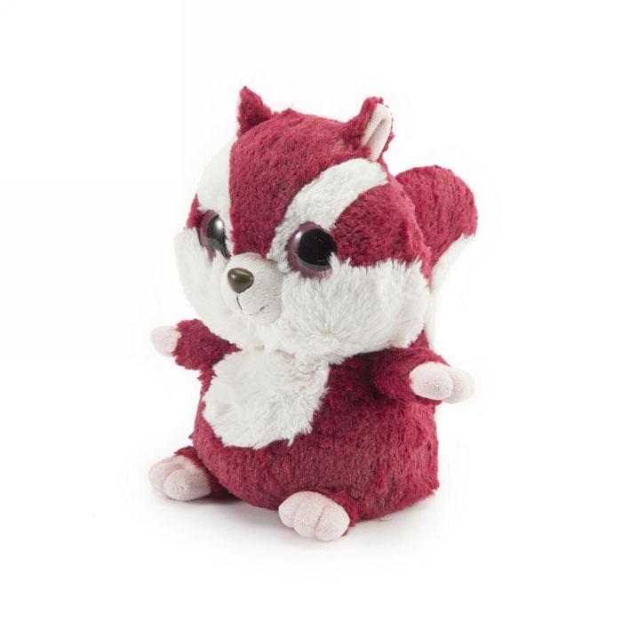 Мягкая игрушка-грелка Warmies Юху и его друзья. Чиву, цвет: красныйYOO-CHE-1Мягкая игрушка-грелка Warmies Юху и его друзья. Чиву, предназначенная для тепловых процедур, обязательно поднимет настроение своему обладателю. Грелка, выполненная из хлопка и полиэстера в виде персонажа из детского мультика Юху и его друзья, симпатичной белочки, привлечет внимание не только ребенка, но и взрослого, и сделает процесс использования грелки приятным и комфортным. Глазки и носик у белочки пластиковые. Игрушка полностью безопасна - состоит из натурального наполнителя: зерен проса и сушеной лаванды. Просо удерживает тепло долгое время, а лаванда обладает успокаивающим, расслабляющим эффектом, помогает заснуть. Лечебные свойства лаванды помогают при простудных заболеваниях. Положите игрушку на 1-2 минуты в микроволновую печь, и она будет греть вас на протяжении 3-4 часов. Оригинальный стиль и великолепное качество исполнения делают эту игрушку-грелку чудесным подарком к любому празднику. Не стирать - специальный шелковый мех легко...