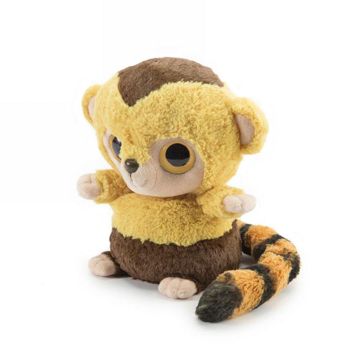 Мягкая игрушка-грелка Warmies Юху и его друзья. Руди, цвет: желто-коричневыйYOO-ROO-1Мягкая игрушка-грелка Warmies Юху и его друзья. Руди, предназначенная для тепловых процедур, обязательно поднимет настроение своему обладателю. Грелка, выполненная из хлопка и полиэстера в виде персонажа из детского мультика Юху и его друзья, симпатичного суриката, привлечет внимание не только ребенка, но и взрослого, и сделает процесс использования грелки приятным и комфортным. Глазки и носик у суриката пластиковые. Игрушка полностью безопасна - состоит из натурального наполнителя: зерен проса и сушеной лаванды. Просо удерживает тепло долгое время, а лаванда обладает успокаивающим, расслабляющим эффектом, помогает заснуть. Лечебные свойства лаванды помогают при простудных заболеваниях. Положите игрушку на 1-2 минуты в микроволновую печь, и она будет греть вас на протяжении 3-4 часов. Оригинальный стиль и великолепное качество исполнения делают эту игрушку-грелку чудесным подарком к любому празднику. Не стирать - специальный шелковый мех легко...