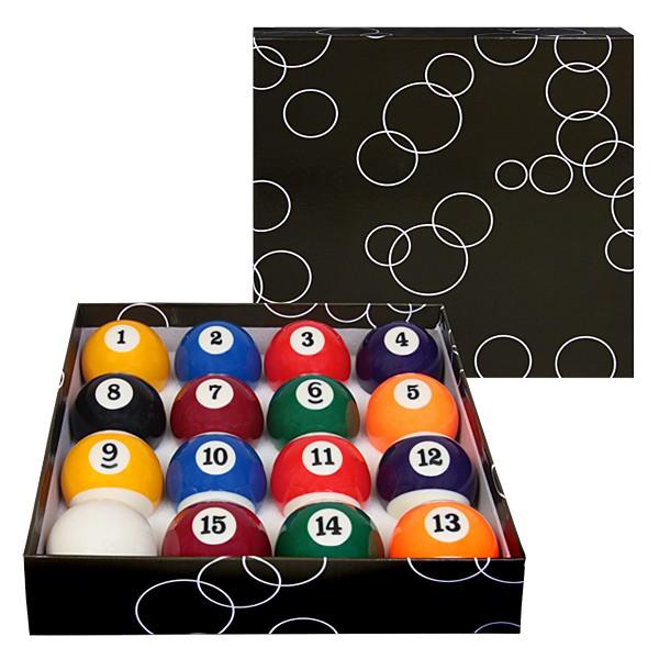 Бильярдные шары Standard Pool, 57,2 мм02620Бильярдные шары Standard Pool - экономичный стандартный набор бильярдных шаров для игры в американский пул. Рекомендуется для использования в условиях невысокой игровой нагрузки. Описание комплекта: Шаров в комплекте: 16. Вид бильярда: американский пул. Цвет битка: белый.