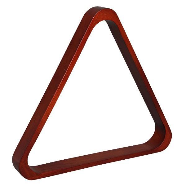 Треугольник для бильярда Skiba Classic, цвет: коричневый, диаметр шаров 68 мм06229Треугольник - это один из обязательных аксессуаров для игры в бильярд. Skiba Classic предназначен для игры в русскую пирамиду при условии использования оборудования стандартных размеров (диаметр шаров 68 мм). Изготовленный из массива дуба, этот аксессуар ненавязчиво подчеркнет единство оформления бильярдной комнаты в классическом стиле.